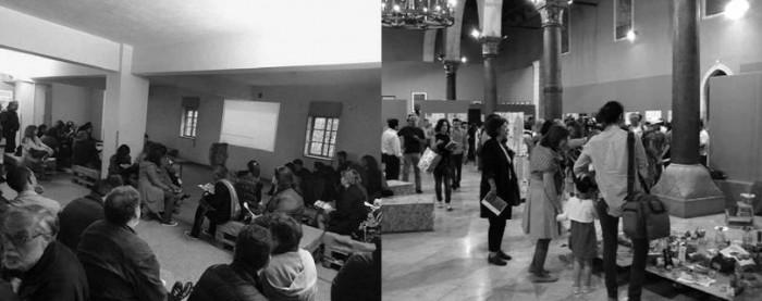 Εισηγήσεις και συζητήσεις στον Βόλο / Φαντάσου την πόλη – Ηράκλειο 2012