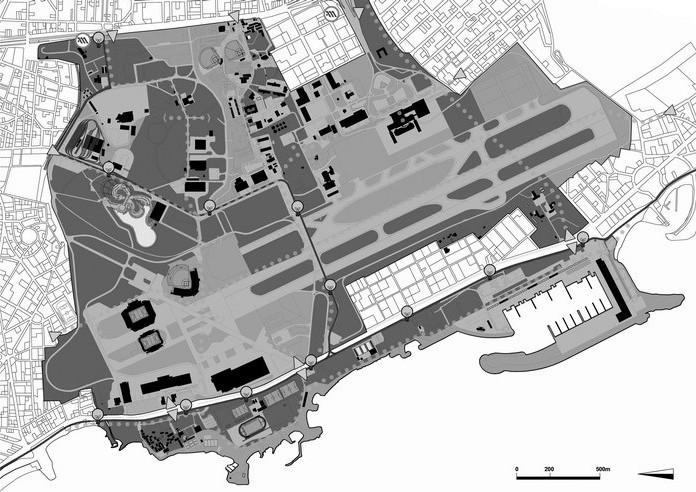 Πρόταση Εργαστηρίου Αστικού Περιβάλλοντος ΕΜΠ 2010 πηγή: Εργαστήριο Αστικού Περιβάλλοντος ΕΜΠ