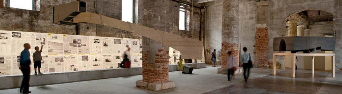 Στον ΣΑΔΑΣ-ΠΕΑ ανατέθηκε η προβολή και δημοσιοποίηση της 14ης BIENNALE Αρχιτεκτονικής Βενετίας 2014