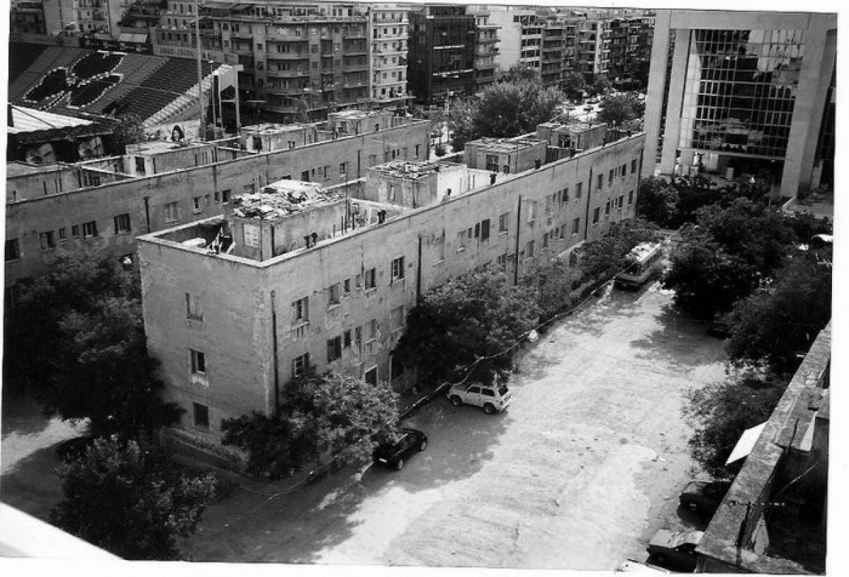 """Κοινωνικές κατοικίες στην Αττική   """"αρχιτέκτονες"""""""