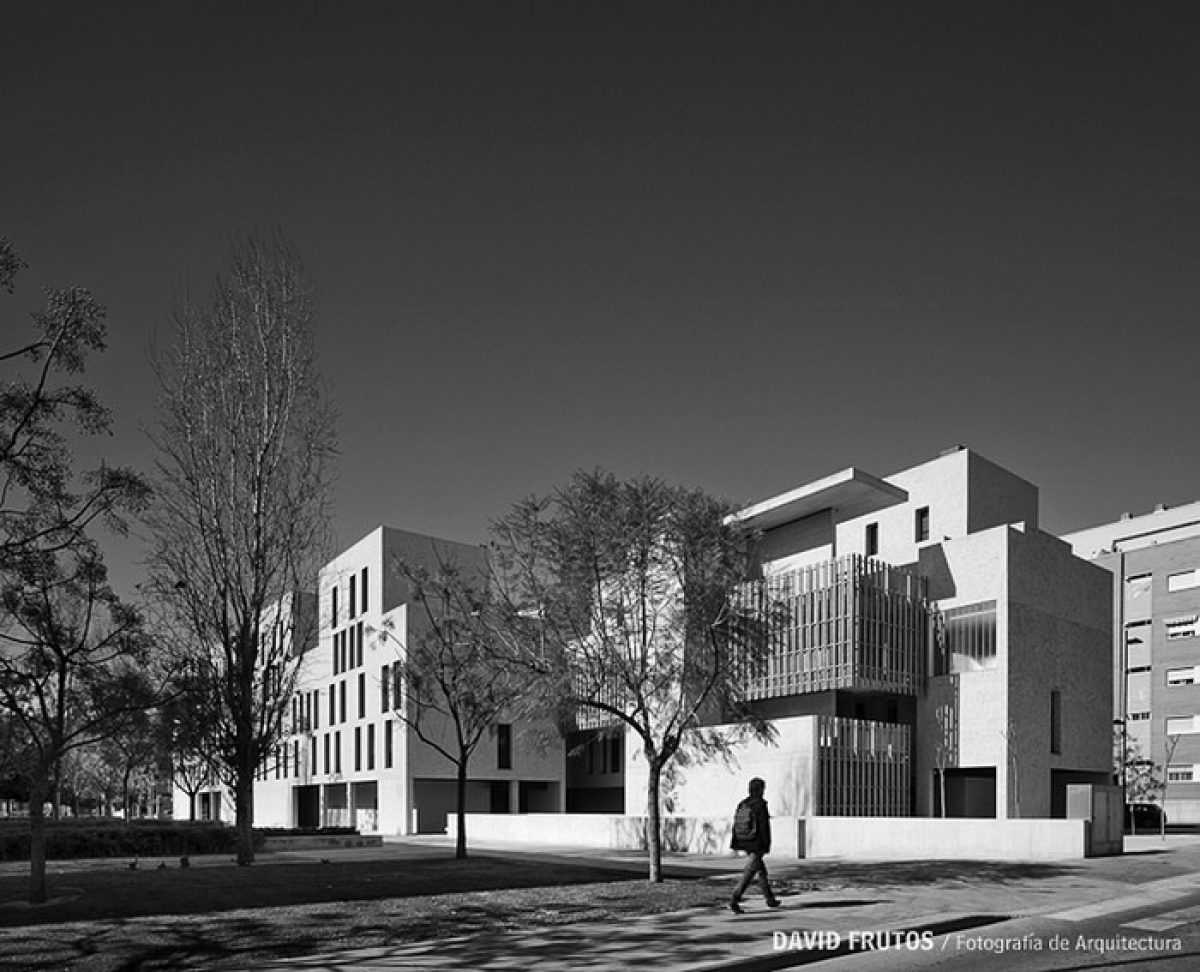 "Kοινωνικές κατοικίες στο San Vicente del Raspeig | ""αρχιτέκτονες"""