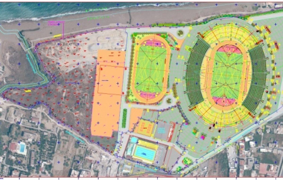 Παράταση υποβολής προτάσεων του Αρχιτεκτονικού Διαγωνισμού Αξιοποίησης περιβάλλοντα χώρου Παγκρήτιου Σταδίου στο Ηράκλειο Κρήτης, έως 24.07.14