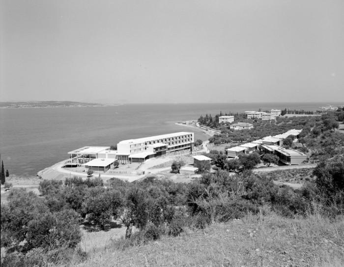 1962 Ξενία Σπετσών | Φίλιππος Βώκος Πηγή: Φωτογραφικά Αρχεία Μουσείου Μπενάκη