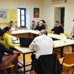 Η τρίτη συνάντηση των αρχιτεκτονικών ομάδων που συμμετέχουν στην Biennale της Βενετίας