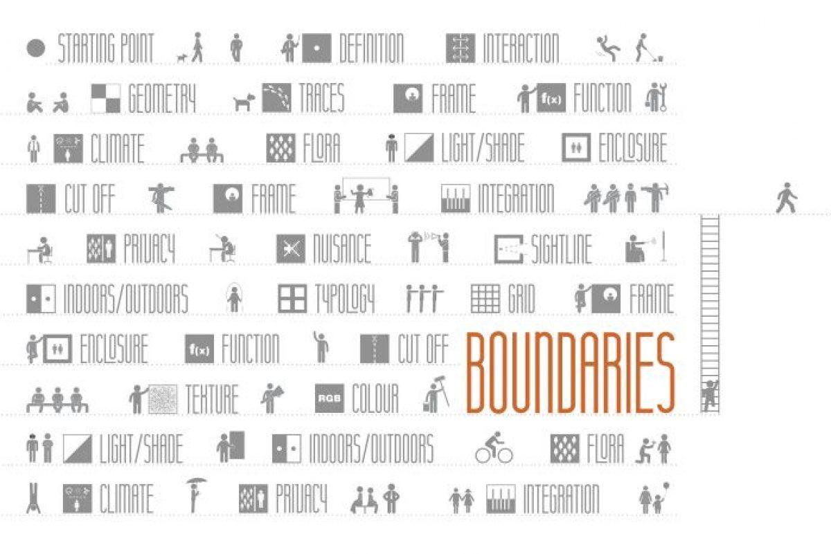 MOB architects: Boundaries