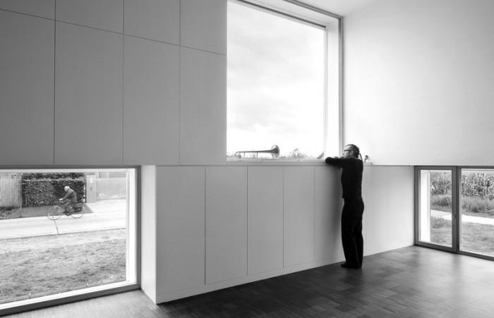 Κατοικία Zero Energy των Blaf Architecten στο Λόκερεν, Βέλγιο