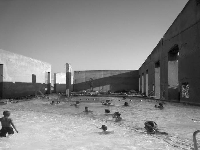 Studio Angelidakis, «The Naxos Ruin», Αθήνα Ανδρέας Αγγελιδάκης, Σωτήρης Βασιλείου, Αλεξάνδρα Συρίου