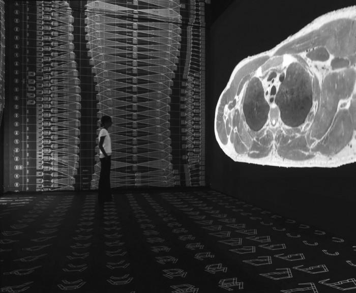 Η εγκατάσταση των Foreign Office Architects στο περίπτερο του Ηνωμένου Βασιλείου στην 8η Biennale Αρχιτεκτονικής, πηγή: architettura.it