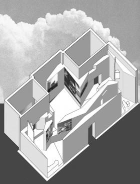 Προοπτικό της έκθεσης «Athens 2002: Absolute Realism» φωτ. αρχείο Τ. Κουμπή