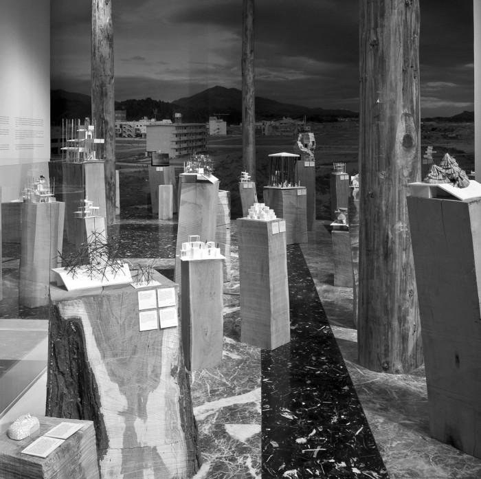 Το βραβευμένο με τον Χρυσό Λέοντα περίπτερο της Ιαπωνίας, με θέμα «Home-for-All», για την καλύτερη εθνική συμμετοχή στη 13η Biennale Αρχιτεκτονικής, πηγή: www.metalocus.es