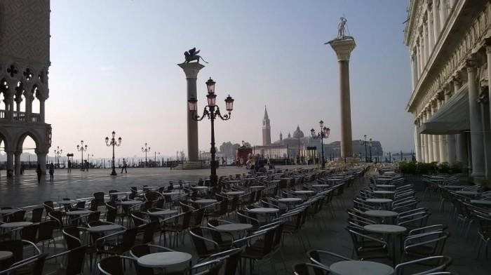 Εκδρομή στη Βενετία, Biennale Αρχιτεκτονικής 2014