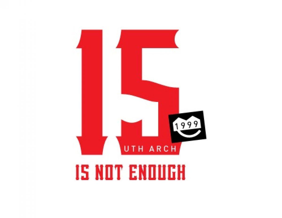 Έκθεση Αρχιτεκτονικής : 15 IS NOT ENOUGH, Τμήμα Αρχιτεκτόνων Μηχανικών, Βόλος, 15 Μαϊου 2015
