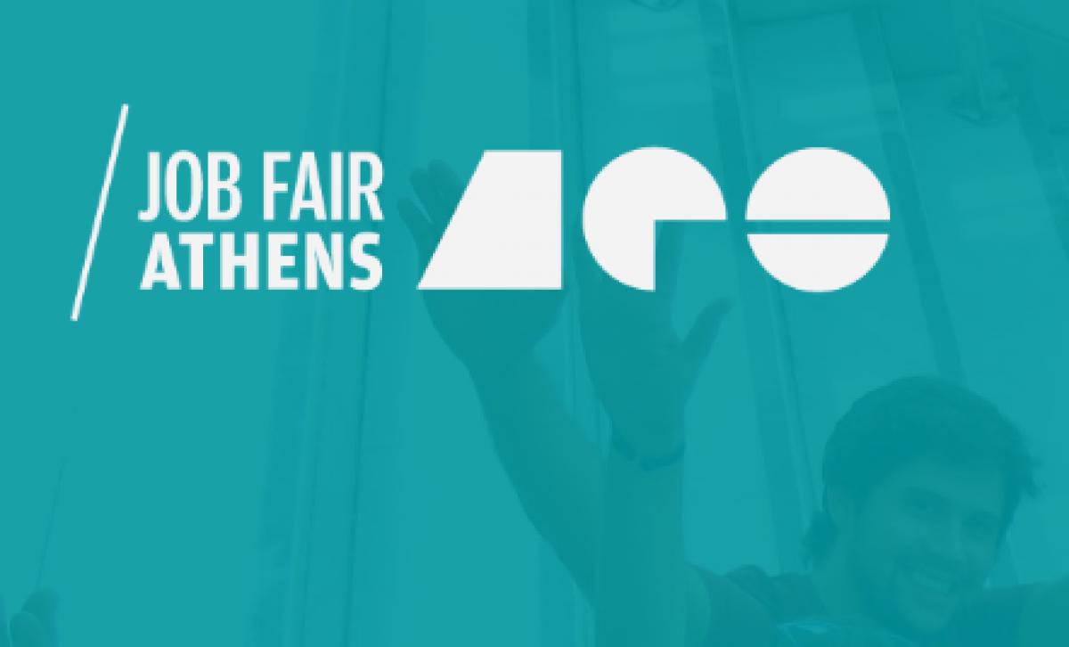 Διημερίδα ενημέρωση για την αγορά εργασίας Job Fair Athens, 12 & 13 Μαϊου, στο Εκθεσιακό Κέντρο Περιστερίου
