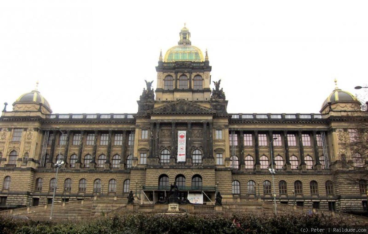 Περίληψη Αρχιτεκτονικού Διαγωνισμού για το Εθνικό Μουσείο Πράγας (Τσεχία)