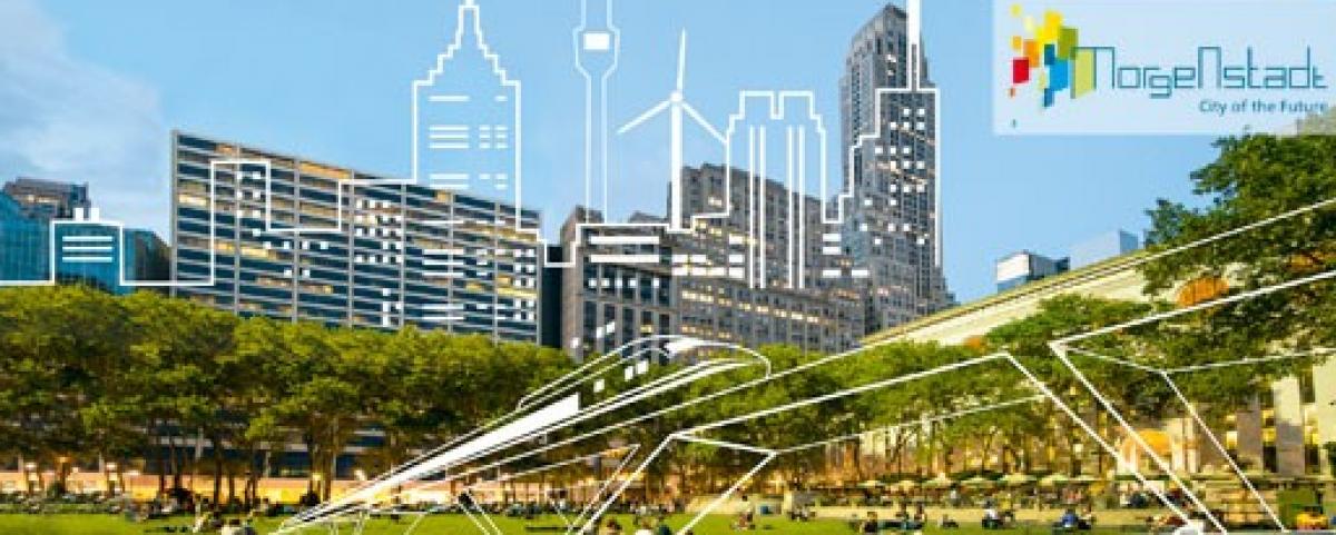 """Συνέδριο με θέμα """"Urban Futures"""", 25 & 26 Νοεμβρίου 2015 στο Βερολίνο"""