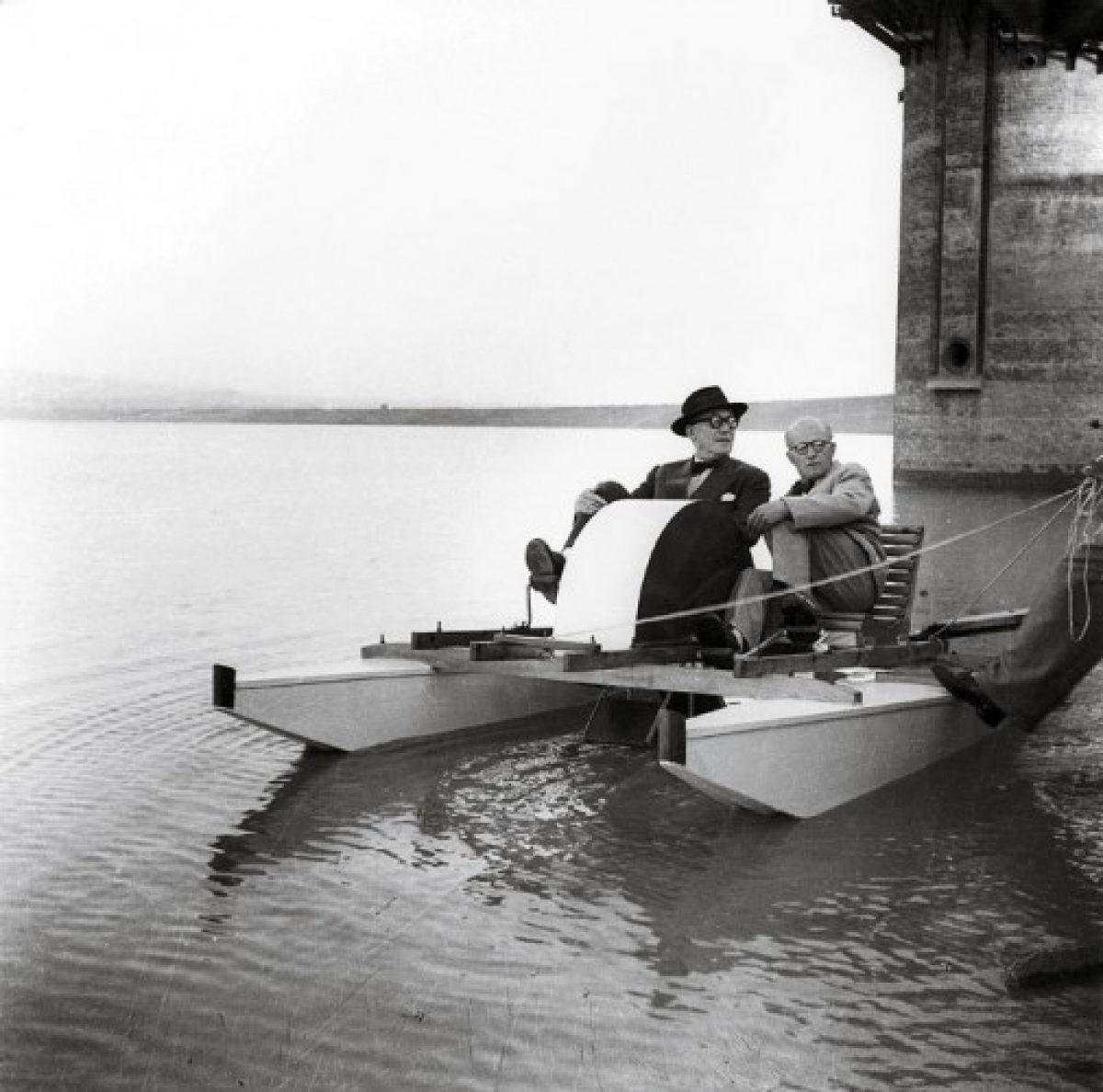 """Διαγωνισμός δοκιμίου με τίτλο """"Le Corbusier : Συναντήσεις με τη Μεσόγειο"""""""