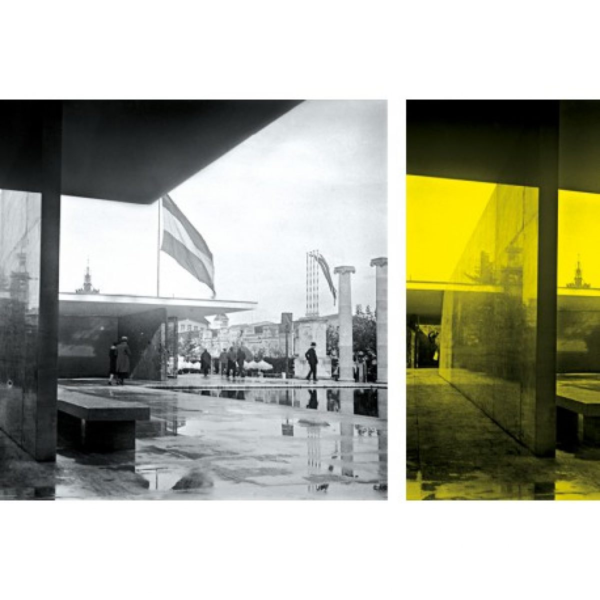 Συνέδριο Mies van der Rohe Barcelona 1929, 13, 14 και 15 Οκτωβρίου 2016