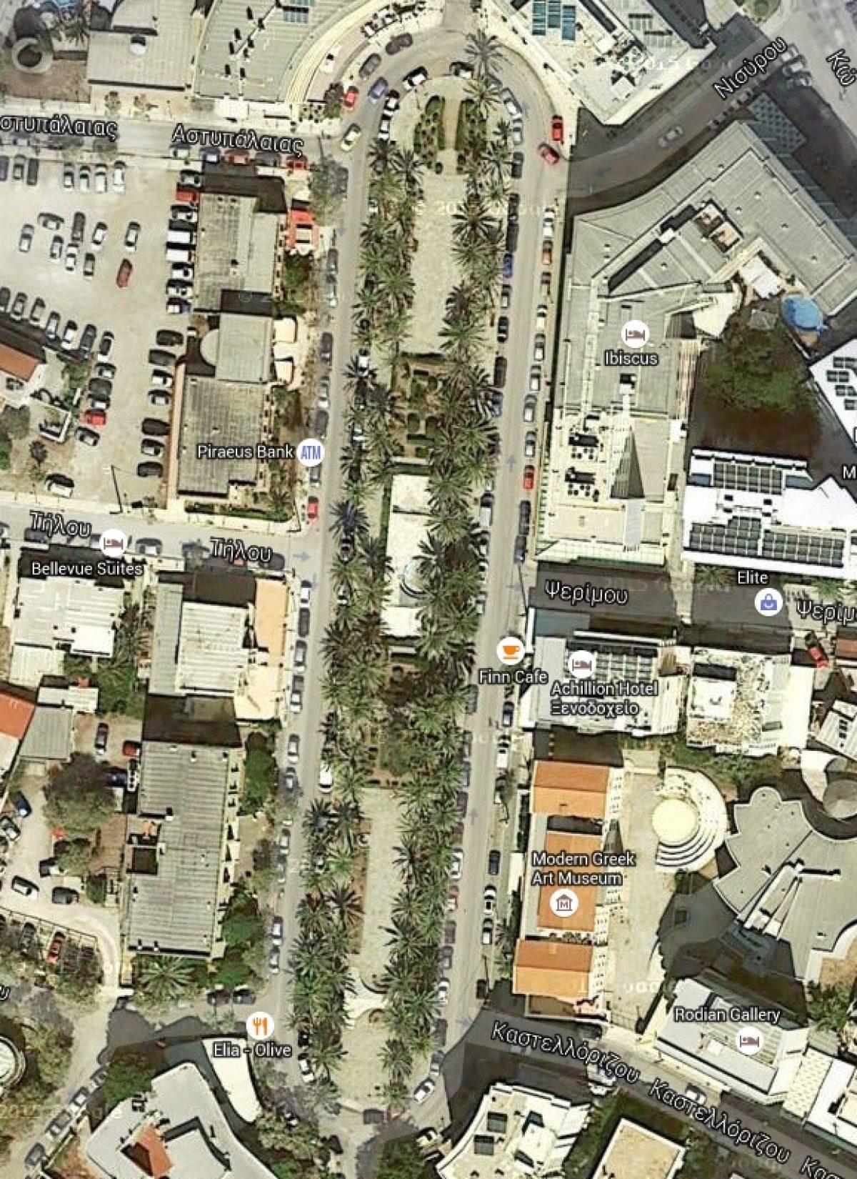 Μεγάλη η επιτυχία του Πανελλήνιου Αρχιτεκτονικού Διαγωνισμού για την Ανάπλαση της Πλ. Χαρίτου στη Ρόδο