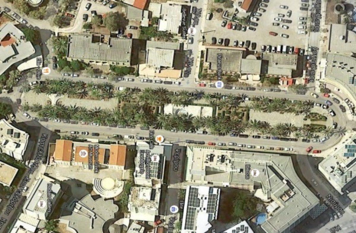 Αποτελέσματα του Πανελλήνιου Αρχιτεκτονικού Διαγωνισμού Ιδεών για την ανάπλαση της πλατείας Γαβριήλ Χαρίτου στη Ρόδο