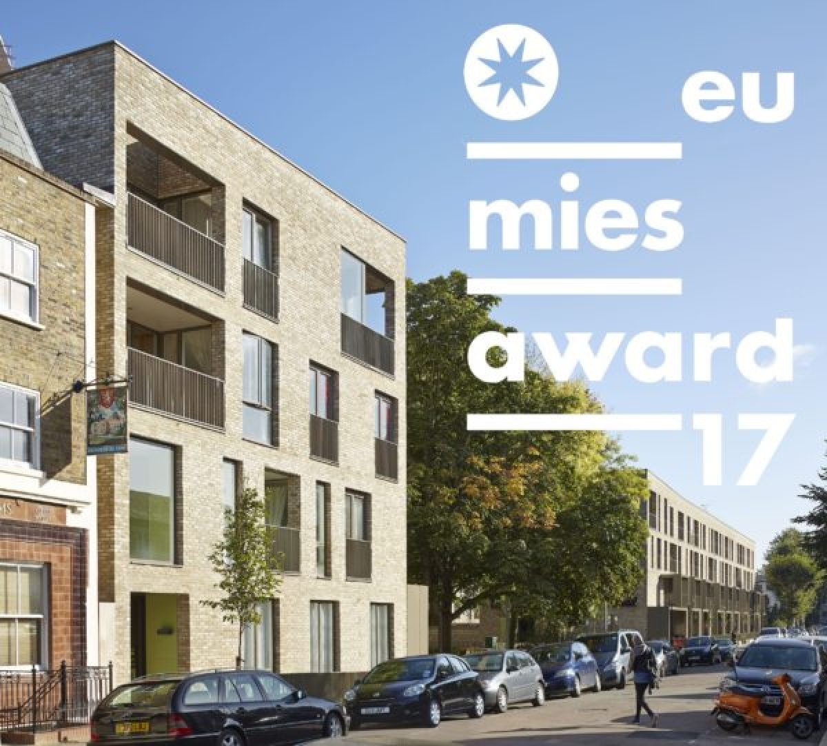 40 προκριθέντα έργα για το Βραβείο Ευρωπαϊκής Ένωσης για τη Σύγχρονη Αρχιτεκτονική Mies van der Rohe Award 2017