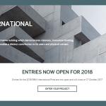 Διεθνή Βραβεία Αρχιτεκτονικής – RIBA International Prize