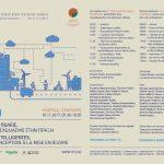 Ημερίδα «Έξυπνες πόλεις : Από τον σχεδιασμό στην πράξη» / Στο πλαίσιο του 2ου Φόρουμ Καινοτομίας MAZINNOV, 10.11.2017, Τεχνόπολη Δήμου Αθηναίων
