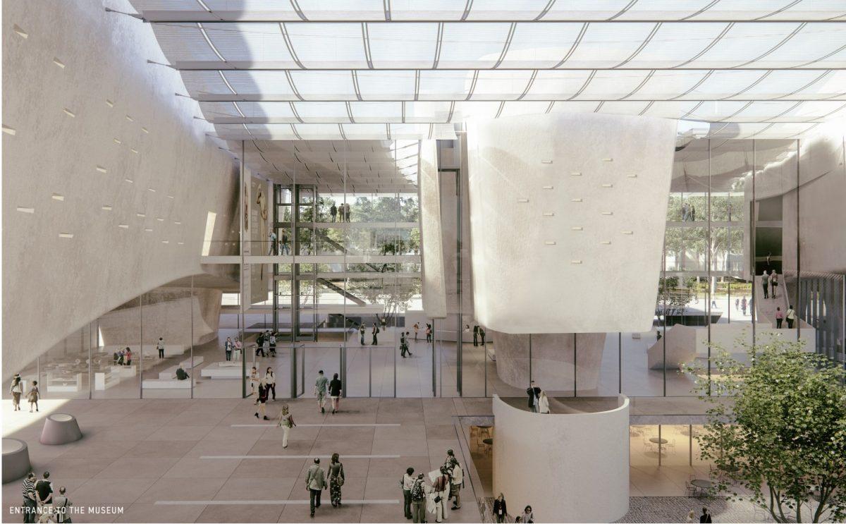 """1ο Βραβείο Διεθνούς Αρχιτεκτονικού Διαγωνισμού για το """"ΝΕΟ ΜΟΥΣΕΙΟ ΚΥΠΡΟΥ"""" σε ελληνικό αρχιτεκτονικό γραφείο"""