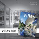 """Νέα έκδοση """"Villas 2018"""""""