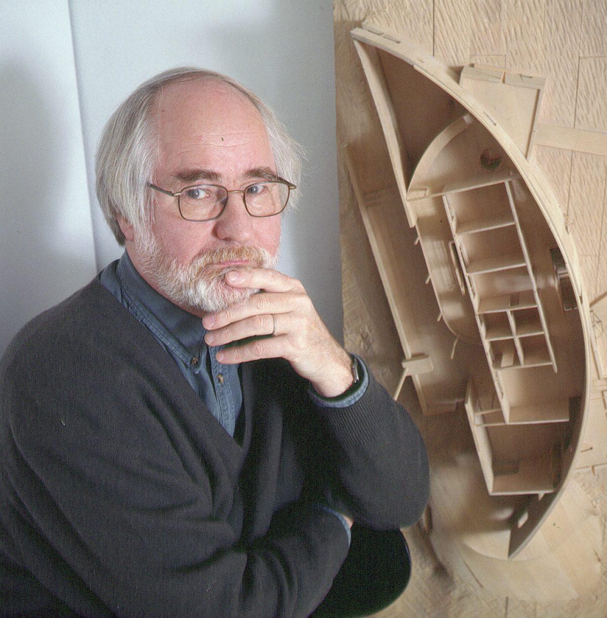 """Διάλεξη του Φινλανδού αρχιτέκτονα Juhani Pallasmaa """"Η τέχνη και η αρχιτεκτονική ως εμπειρία : η πνευματική πραγματικότητα της τέχνης"""""""