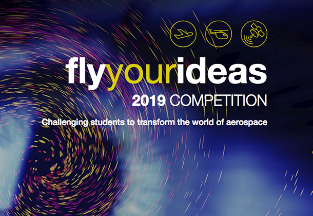 """Διεθνής Επιστημονικός Φοιτητικός Διαγωνισμός της UNESCO με τίτλο """"Airbus, Fly Your Ideas (FYI) Competition"""""""