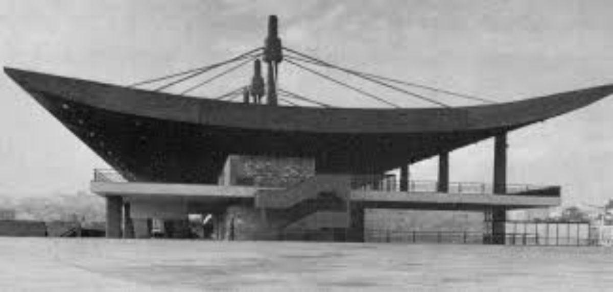 Κτήριο του ΟΛΠ στον Πειραιά