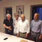 Ανακοίνωση: Bασίλης Σγούτας Honorary President της UIA