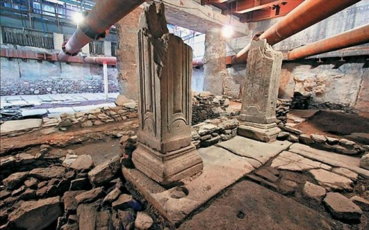 Ανακοίνωση: ΜΕΤΡΟ Θεσσαλονίκης / Αρχαιολογικά Ευρήματα