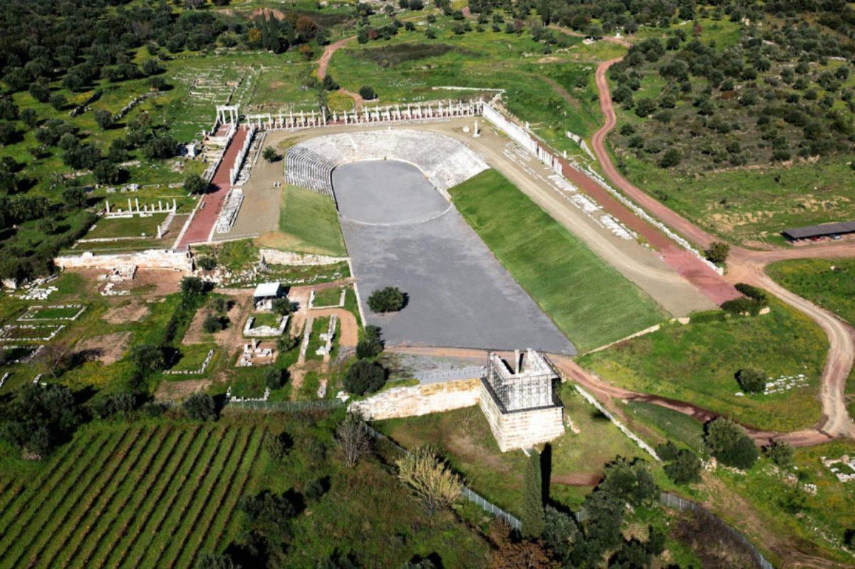 Παρουσίαση βιβλίου με θέμα «Η προσέγγιση του τοπίου στην ελληνιστική περίοδο με παράδειγμα την αρχαία Μεσσήνη», της Φιλιώς Ηλιοπούλου, Δρ. Αρχιτέκτονα Μηχανικού, Δευτέρα 21.10.2019