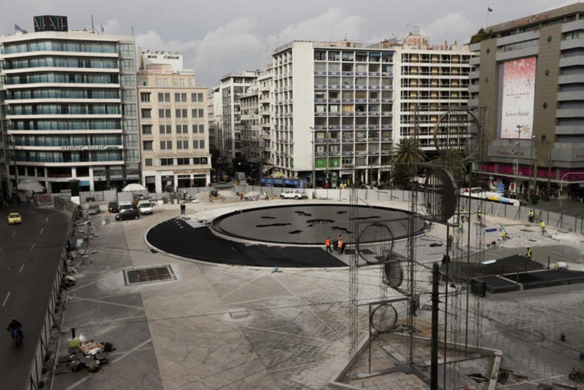 Ανοιχτή επιστολή προς τον Δήμαρχο Αθηναίων με θέμα:Πλατεία Ομονοίας, ΄΄Παρέμβαση σε δημόσιο κοινόχρηστο χώρο΄΄