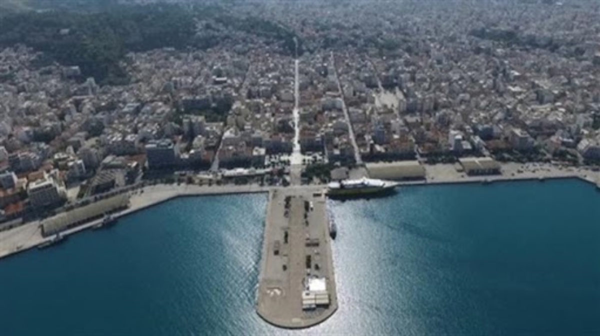Δημοσίευση προκήρυξης Ανοικτού Αρχιτεκτονικού Διαγωνισμού δύο (2) σταδίων- κλιμακωτού με τίτλο : «Ανάπλαση του Παραλιακού Μετώπου της Πάτρας»