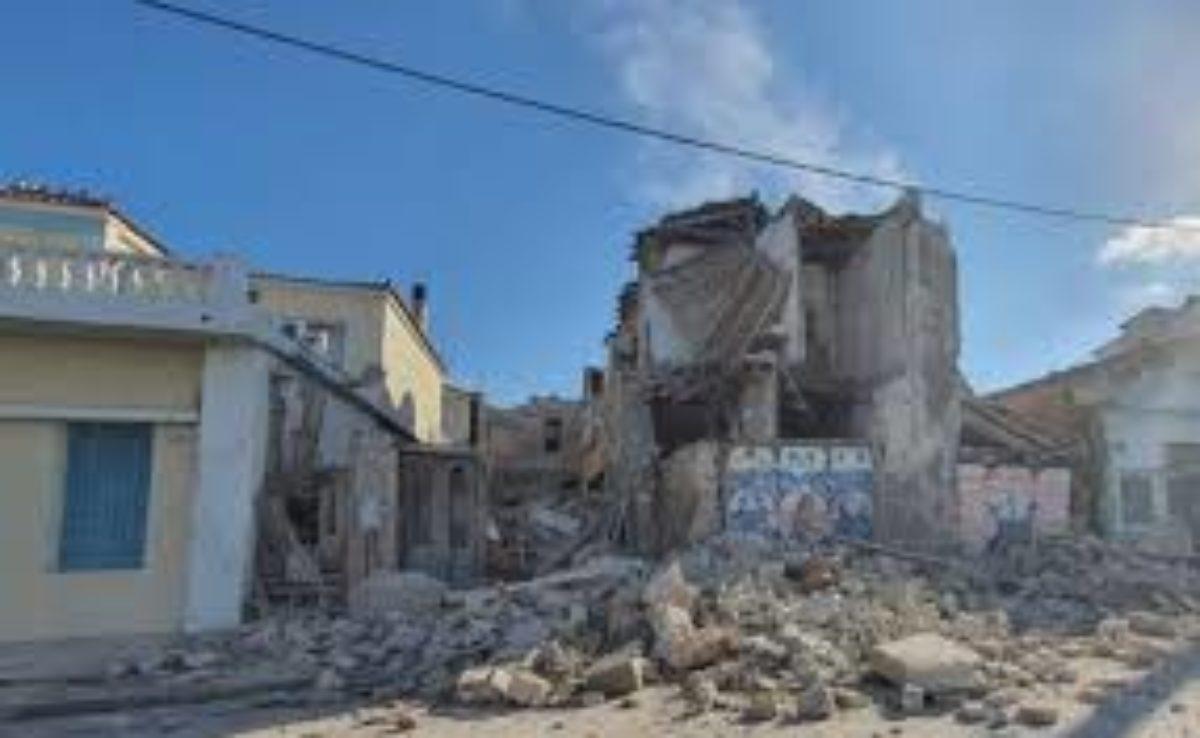Ο σεισμός στη Σάμο