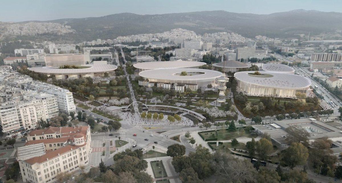 Αποτελέσματα του Διεθνούς Αρχιτεκτονικού Διαγωνισμού για την Ανάπλαση του Εκθεσιακού και Συνεδριακού Κέντρου Θεσσαλονίκης